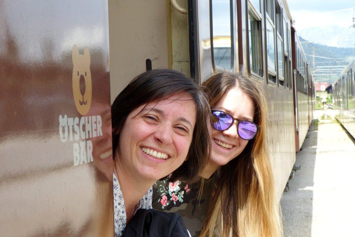 Ötscherbär Nostalgiezug im Test – reisen wie vor 100 Jahren
