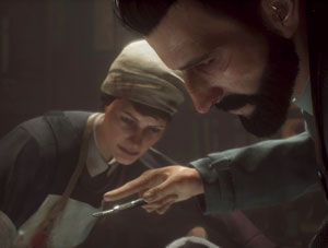 vampyr, review, arzt, operation, johnathan reid