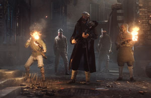 vampyr, review, gameplay, thugs, banditen, gegner