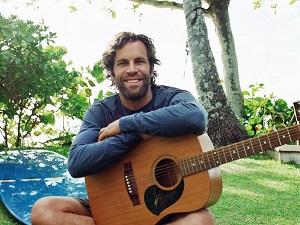 jack johnson, gitarre, surfbrett