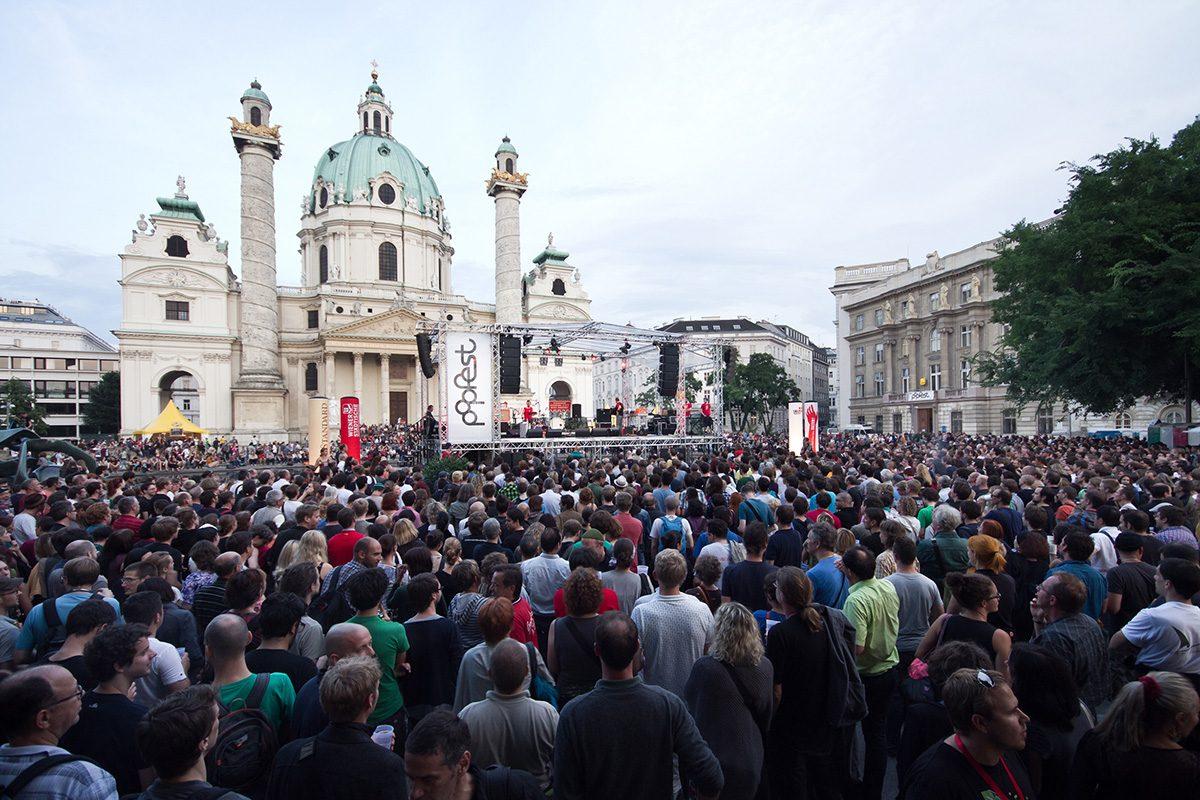 Schräger Pop und deftiger Rap – so wird das Popfest Wien 2018