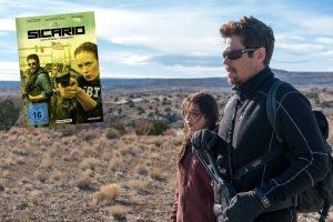 Sicario 2 – Gewinnt Karten für den Thriller, plus DVD von Teil 1