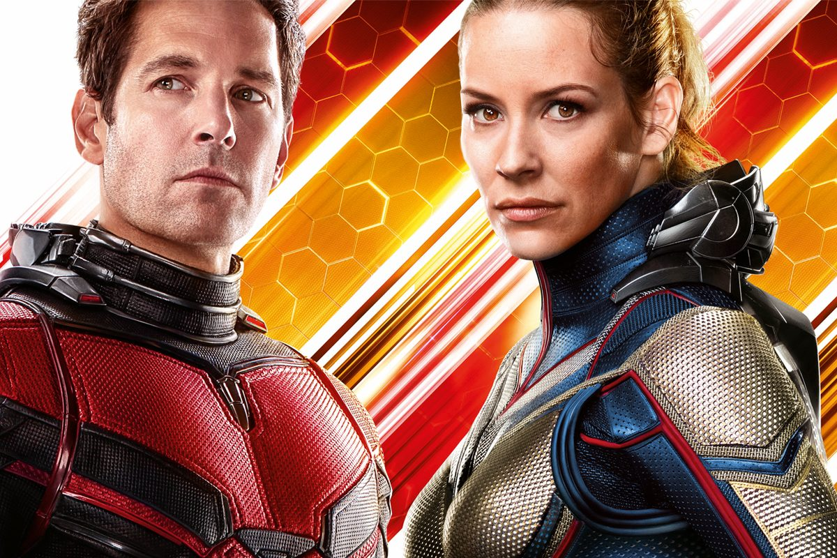 Ant-Man and the Wasp Kritik – riesige Ameisen & kleine Helden