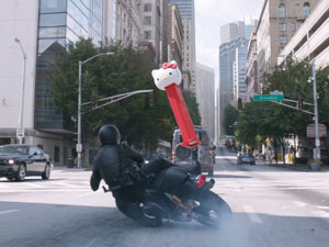 pez, film, ant-man, motorrad, hello kitty