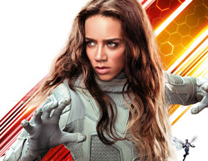 ghost, hannah john-kamen, ant-man and the wasp, film, artwork