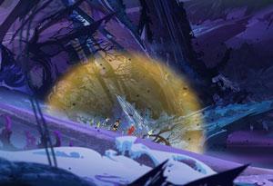 Banner Saga 3, Gameplay, Inszenierung, Grafik