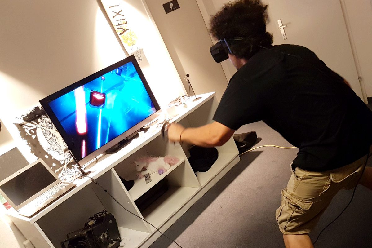 Beat Saber im Test – 7 Gründe für den irren Hype um den VR-Hit