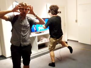 Beat Saber, Wohnzimmer, Review, VR, Spiel