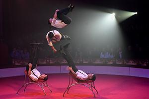 circus roncalli, tournee, show, akrobatik, artisten, cedenos brothers