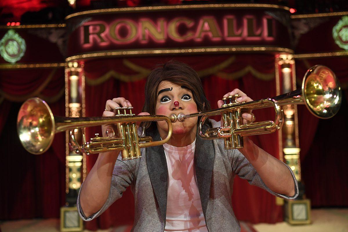 Hereinspaziert! Circus Roncalli mit neuer Show in Österreich