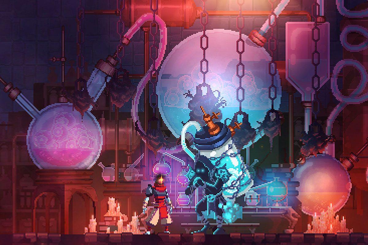 Dead Cells Review – Frischzellenkur für's Plattformer-Genre