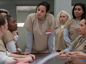 orange is the new black kritk, staffel 6, rollenwechsel