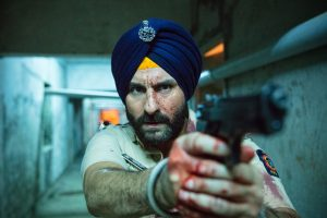 der pate von bombay, sacred games, netflix indian original, singh, kritik, review, netflix