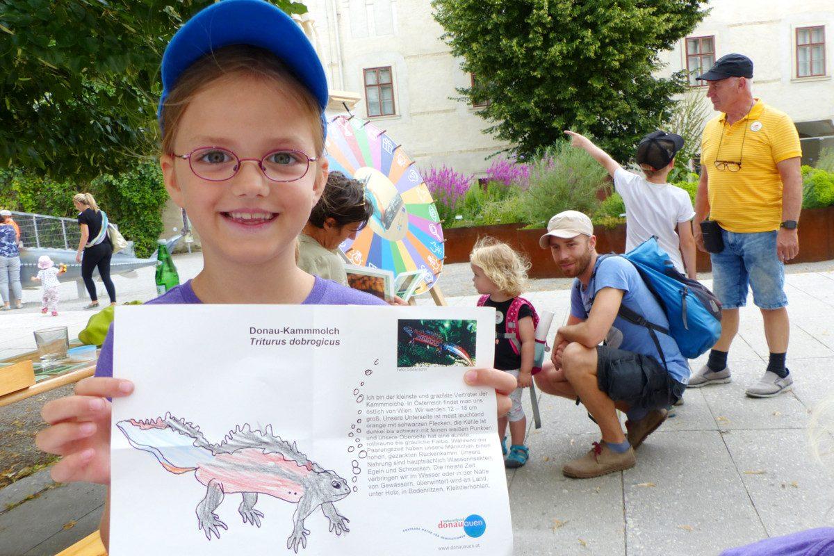 Ferien-Tipp! Das Kinderprogramm im Schloss Orth