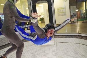 Helden der Freizeit, Windobona, Erfahrungsbericht, Windkanal, Skydiving, Test
