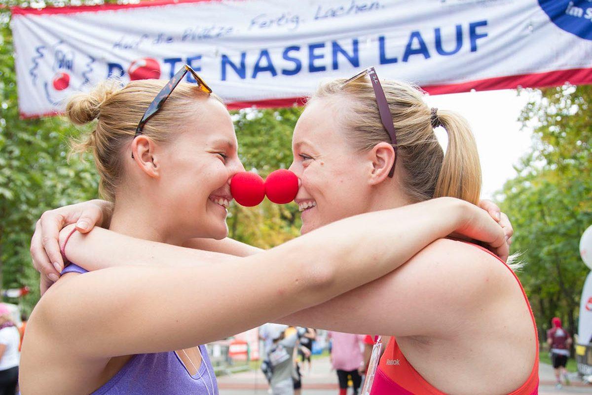 ROTE NASEN LAUF 2018 – der lustigste Laufevent in Wien