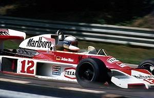 Jochen Mass, McLaren, m23d, 1976, formel 1