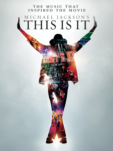 michael jackson, this is it, dokumentation, cover