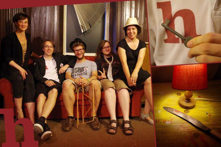 Mystoria Escape Room im Test: Illuminati und Die Rache des Don