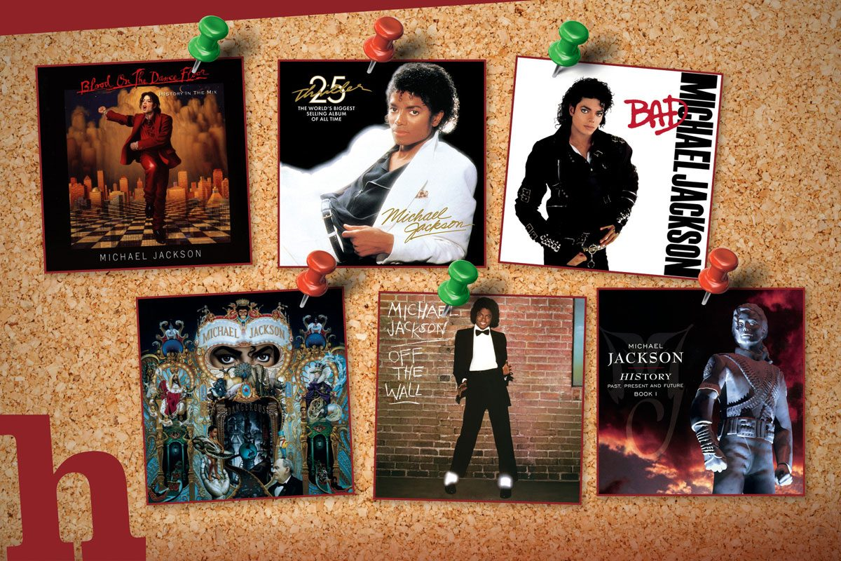 Michael Jackson Top-10: Die besten Lieder des King of Pop