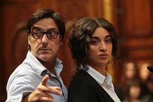 Camélia Jordana, neila, Yvan Attal, Regisseur, die brillante mademoiselle neila, making of