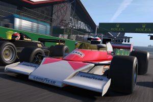 f1 2018, classic cars, codemasters, mclaren m23d, lotus 79, storys