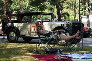 vienna classic days, oldtimer, wien, picknick
