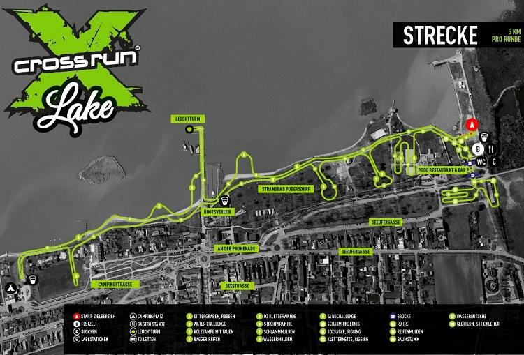 Xcross Run, 2018, strecke, 5 kilometer, neusiedler see, podersdorf