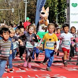 graz marathon, bambini, sprint, kinder, maskottchen