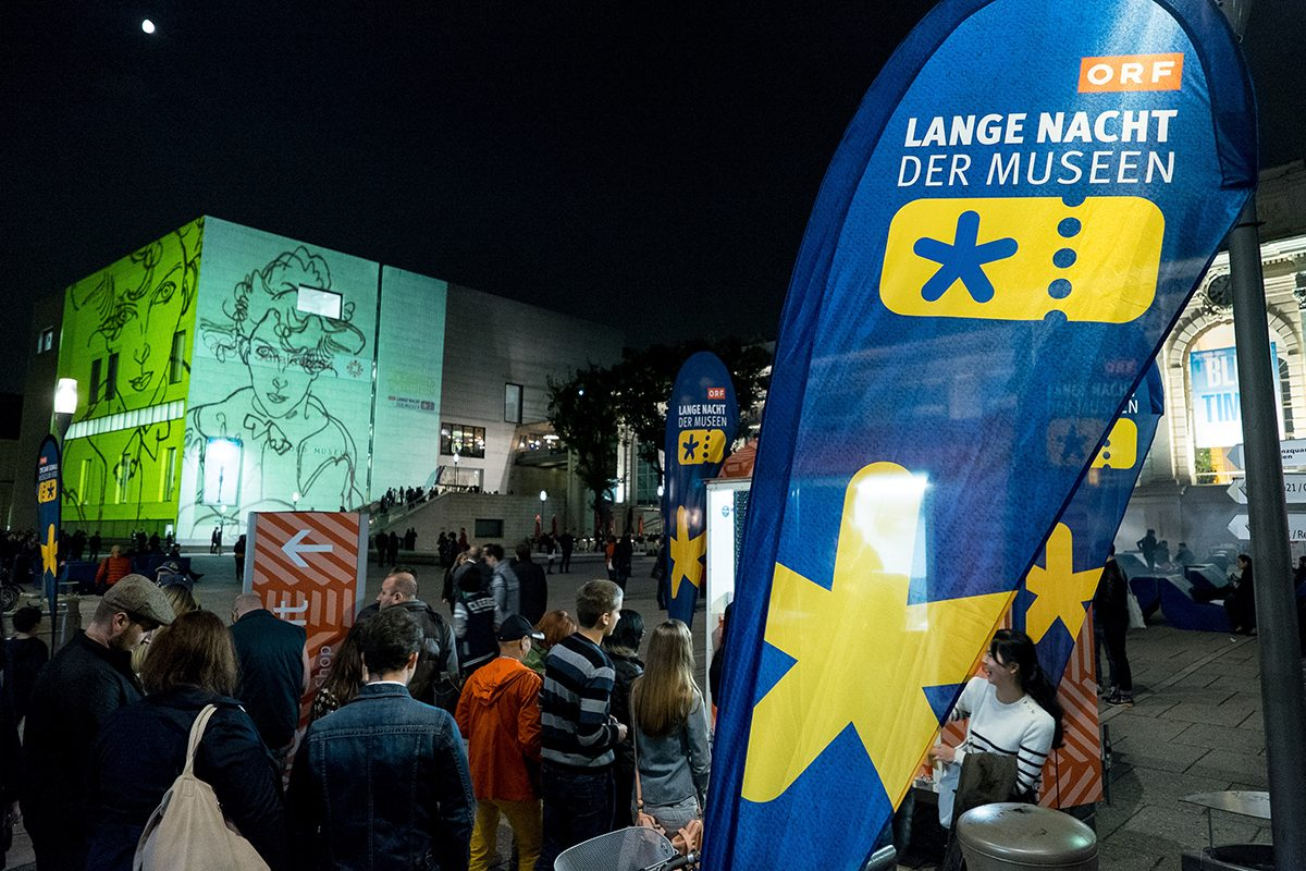 Lange Nacht der Museen – das sind die Highlights 2018
