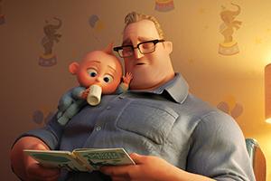 jack-jack, robert parr, die unglaublichen 2, disney, pixar, Film, Kritik