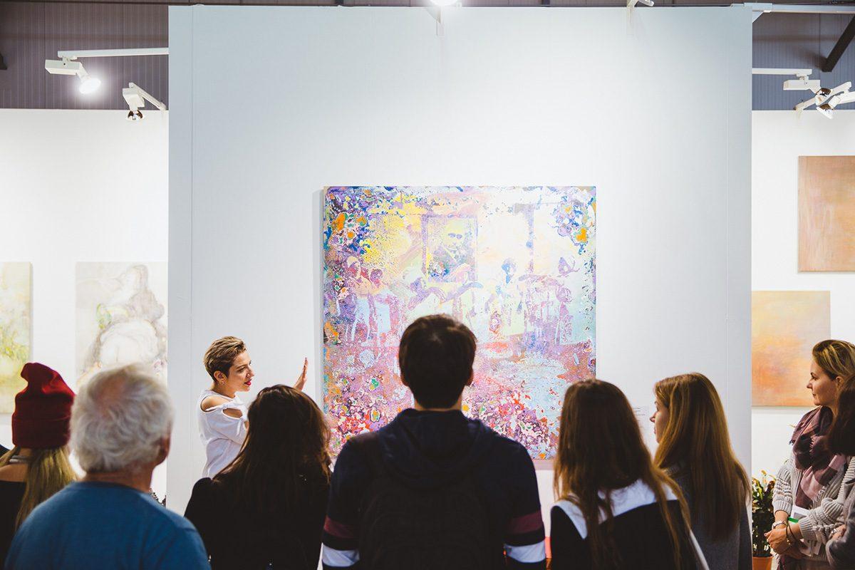 viennacontemporary – so wird die Messe für zeitgenössische Kunst