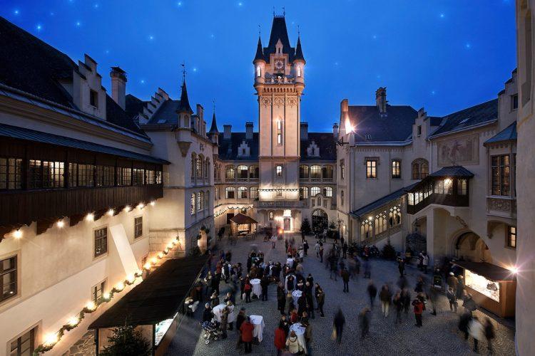 11 tolle Adventmärkte in Niederösterreich auf Schlössern und Burgen
