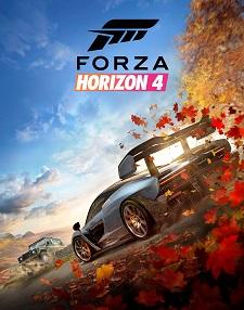 Forza Horizon 4, cover, pc, artwork
