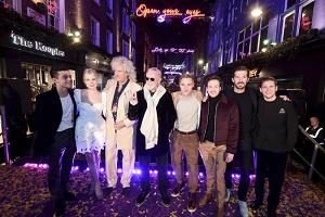 Bohemian Rhapsody, Cast, Schauspieler, Roger Taylor, Brian May