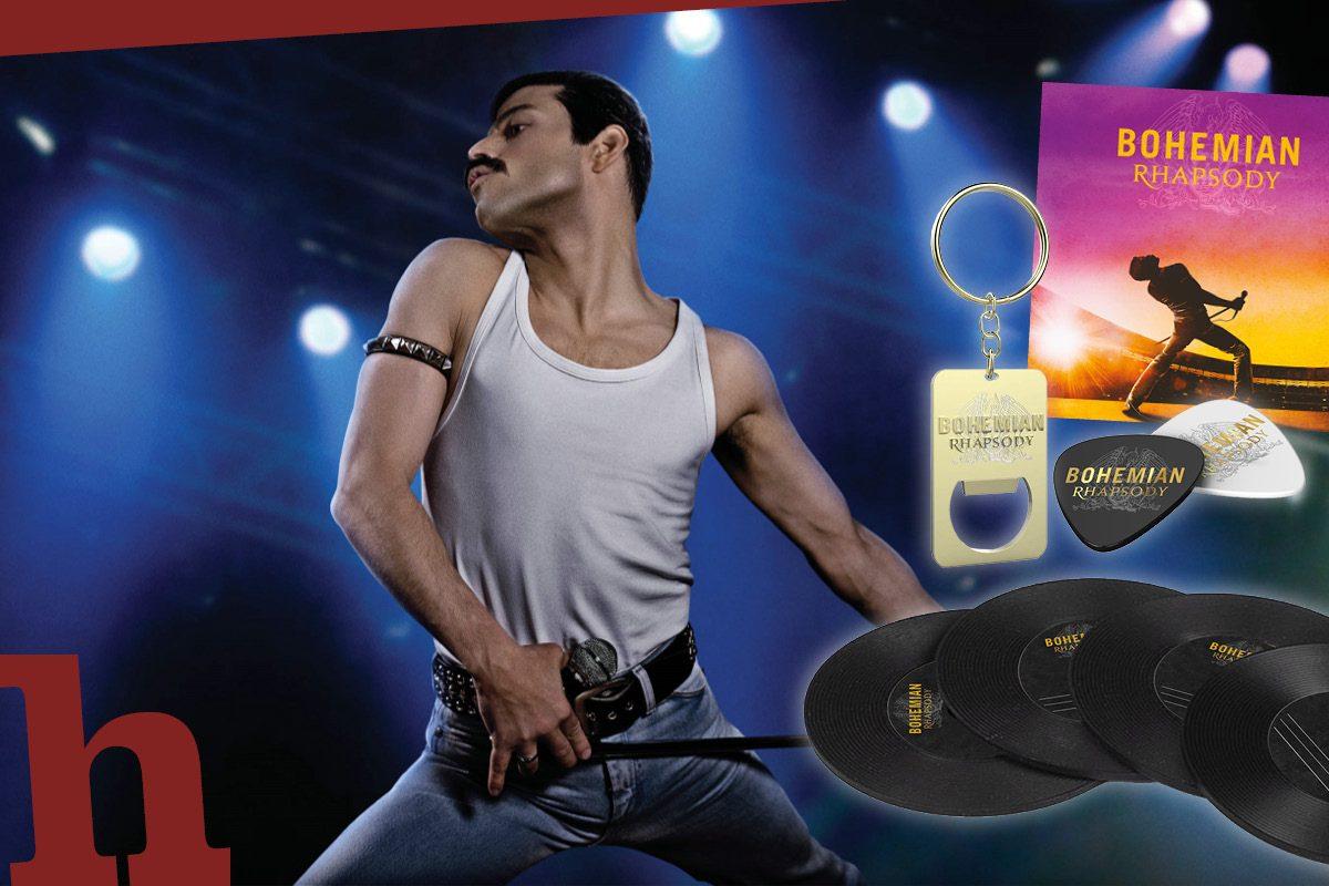 Bohemian Rhapsody: Gewinnt Film-Goodies und Soundtrack