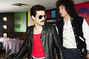 Rami Malek, Gwilym Lee, Queen, Film, Bohemian Rhapsody