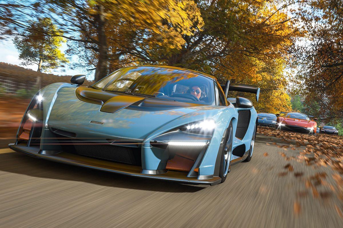 Forza Horizon 4 Gewinnspiel: Checkt euch den Rennspiel-Hit!