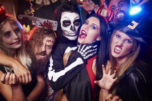 Halloween Partys 2018 – so gruselig geht's in Wien zu