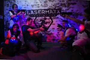 LaserMAXX Wien 9 im Test – so cool ist Lasertag in der City!
