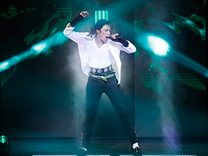 beat it! musical, michael jackson, imitator, dantanio goodman