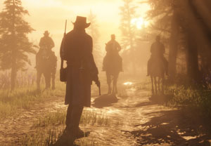 red dead redemption 2, gameplay, arthur, waffen