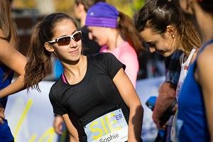 Mädchen, Sie+Er Lauf, Starterinnen