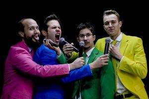 Voice Mania 2018: Die Highlights beim Wiener A-cappella-Festival