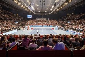 Erste Bank Open, Stadthalle, Überblick, Zuschauer