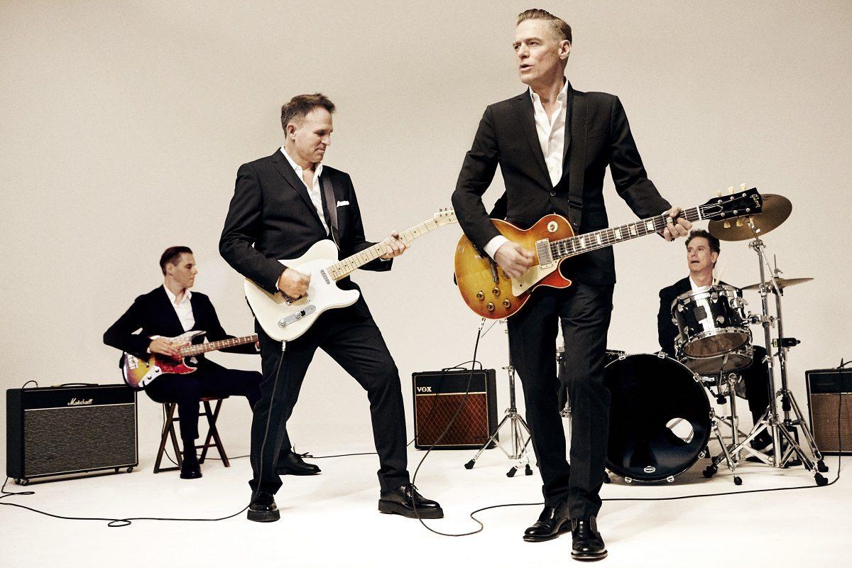 Bryan Adams Konzert – so rockt der soziale Superstar Salzburg