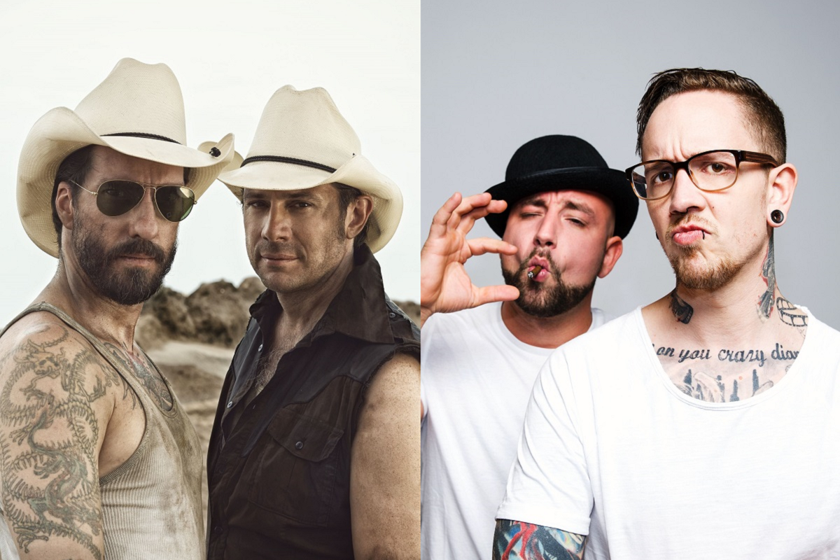 Seiler&Speer vs. The BossHoss: So läuft der Red Bull Soundclash