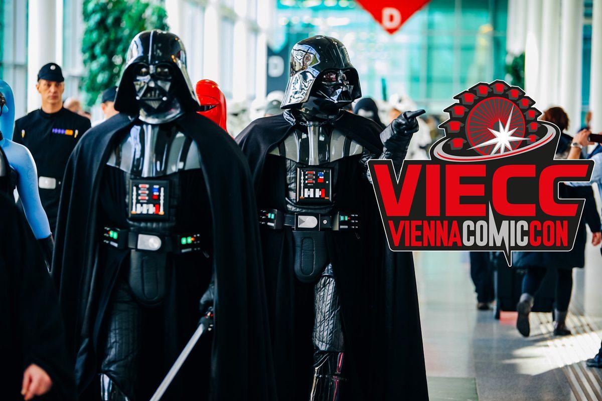 Vienna Comic Con 2018 – diese Stargäste erwarten euch