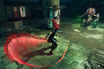 darksiders 3, peitsche, whip, gameplay