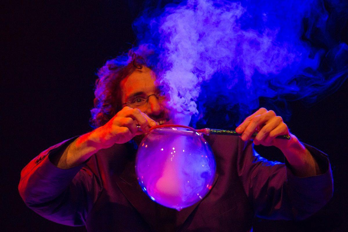 Seifenblasen-Show im Prater: Gewinnt Freikarten für Dr. Bubbles